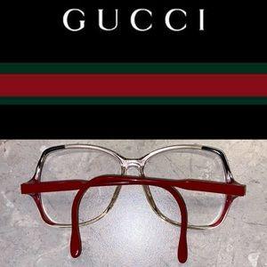 GUCCI VINTAGE Eyeglass Frames